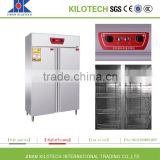 Kitchen Dining Hall Equipment Commercial Heated Air Circulation Disinfection Cabinet                                                                         Quality Choice