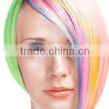 Powder hair dye, real plus synthetic hair dye!                                                                         Quality Choice