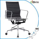 Black pu leather ergonomic office chair office furniture for sale