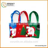 Promotional fashion felt gift tote bags