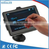Smart MSB2531 800MHZ 7 inch TFT LCD display resolution mediatek portable gps navigation device