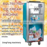 soft icecream machine manufacturers machine BingZhiLe750-750H ice cream machine