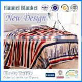 Microfiber Mora Blanket Spain By Professional Manufacturer