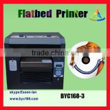Hot slae low cost cd flatbed printer,A3 multicolor digital CD/DVD inkjet printer a3 cd cover printing machine