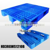 Packing Transport heavy duty plastic pallet prices for sale 1200*1000                                                                                                         Supplier's Choice