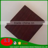 Chinese melamine particle board in sale flakeboard melamine shelving boards for modern tree shaped bookshelf