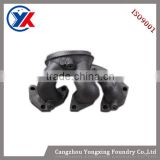 auto parts ductile iron gas vent assemble