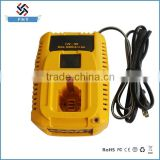 OEM and ODM For Dewalt Ni-CD, Ni-MH, Li-ion 7.2V-18V DC9315 Lit-ion Battery Charger XRP 18 Volt 4 DC9180,DC9181 Drill