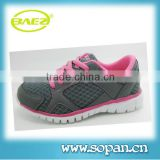 Latest best selling girls sports shoes