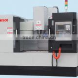 High quality milling machine VMC800 cnc horizontal cnc machining center and 5-axis machine center a from hiashu