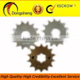 XCD-125 42 T fine blanking motorcycle chain sprocket price
