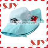 UV Sun Protective Colorful Funny Kids Bucket Hat