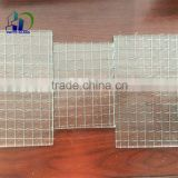 6mm clear wired glass tempered wire glass safety wire glass