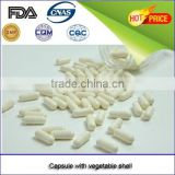 Best price Capsule with vegetable shell empty shell