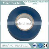 blue colour pvc electrical insulation tape