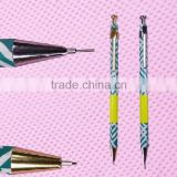 2016 new design Completely promotional wooden pen and mechanical pencil