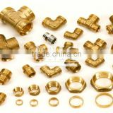 factory supply brass fitting for build system dubai