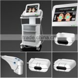 Pigment Removal Professional Face Lift Beauty Machine High Frequency Acne Machine High Intensity Focused Ultrasound HIFU 2015 Pain Free