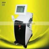 Portable Chinese Professional Beauty Devices Manufacture E Light Ipl Intense Pulsed Flash Lamp Rf Nd Yag Laser 4 In 1 Pigmented Spot Removal