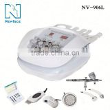 Professional 10MHz NV-906L Hair Removal Ipl Pigmented Spot Removal Salon Device With Oxygen Spray 690-1200nm 10MHz