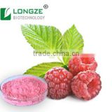 Plant Extraction Manufacturer Supply Red Raspberry Fruit Powder Extract-Raspberry Ketone 1--15% Anthocyanins 1-10%