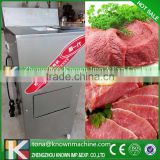 Export France 1.5kw fresh beef 3mm-50mm thickness fillet cutting machine price