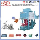 automatic tile making machine / concrete roof tile forming machinery / room roof tile making equipment SMY8-150