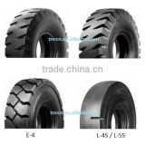 Cross-ply Bias OTR Tire Port Use Tyre E4 1000-20,1200-20, 1200-24, 1400-24,1400-25,1600-25,1800-25