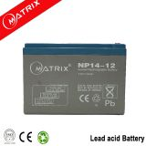 12v 14ah agm vrla battery