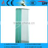 6.38-42.3mm Bulletproof Tempered Safety Glass