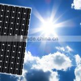 A class ! FULL POWER!80W poly silicon high efficiency MONO silicon solar module&solar panel