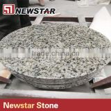 Round Green Granite Customers Size Green Table Top