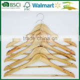 cheapest wooden hanger,D grade/class or C grade/class for wholesale wooden clothes hanger