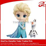 2015 New super light clay frozen Elsa doll,fimo polymer clay