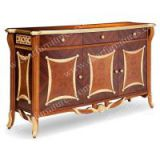 Italy Quality Vintage Antique Wooden Sideboard Furniture