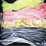 different fluorescent colors reflectvie piping