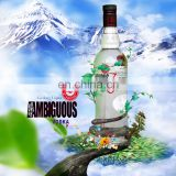 China produce and export excellent vodka with best price and can make your own brand