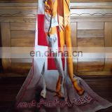Custom beach towel printing , customize printed beach towel Whosale