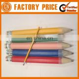 Best Promotional Gifts For Adversting Big Woven Pencil With Eraser