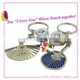 2012 Novel gifts set for muscial with fan,musical gifts set, love gift