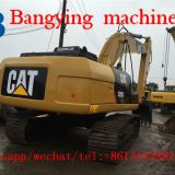 used CAT 320D2 cralwer excavator   320dl/320d