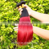 ombre brazilian virgin hair straight burgundy brazilian hair weave bundles