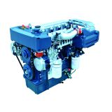 Factory direct selling price Yuchai 240kw boat engine motor 330hp marine engine for sale