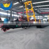 Small cutter suction sand dredger sale