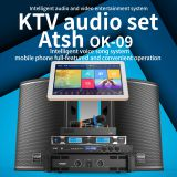 ATSH U-9 Professional audio equipment Full set of