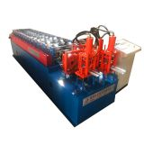 Automatic fast speed double shear system light keel roofing tile wall panel cold roll forming making machine