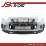 2008-2014 WALD STYLE GLASS FIBER FRONT BUMPER WITH CARBON FIBER NOSE COVER AND CARBON FRONT LIP FOR NISSAN R35 GTR(JSK220970)