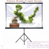 Top-selling fast fold 4:3 tripod projection screen