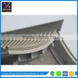 Professional Maker Modern Metal Aluminum Pvdf Coated Roof Tile Instead of Ceramic Roofing Tiles