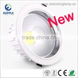 2015 Top Quality New Design Pure White 10w 15w Down light led lifud driver led down light, 5w,7w,20w,30w cob led down light